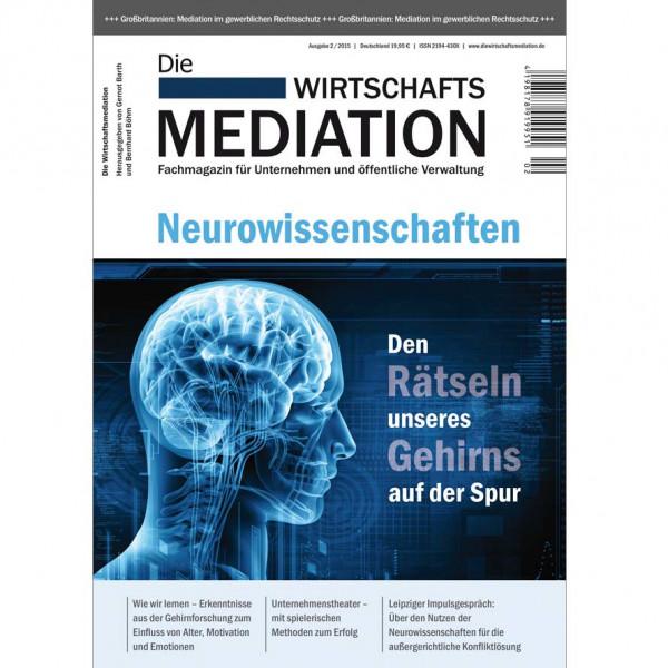Die Mediation – Neurowissenschaften
