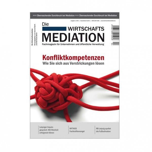 Die Mediation – Konfliktkompetenzen