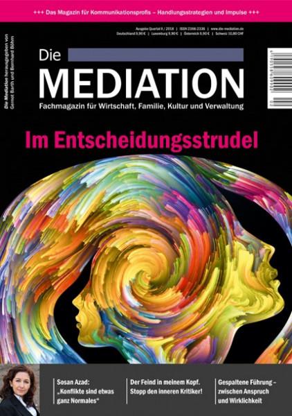Die Mediation - Im Entscheidungsstrudel