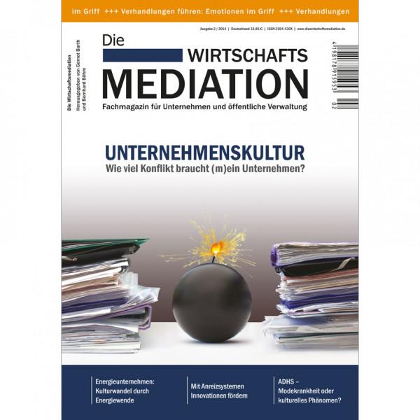 Die Mediation – Unternehmenskultur