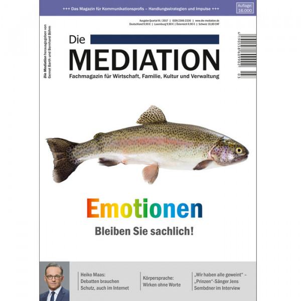 Die Mediation - Emotionen