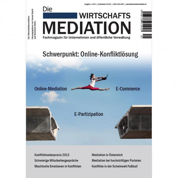 Die Mediation – Online-Konfliktlösung