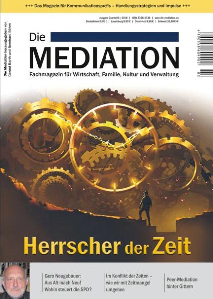 Die Mediation - Herrscher der Zeit