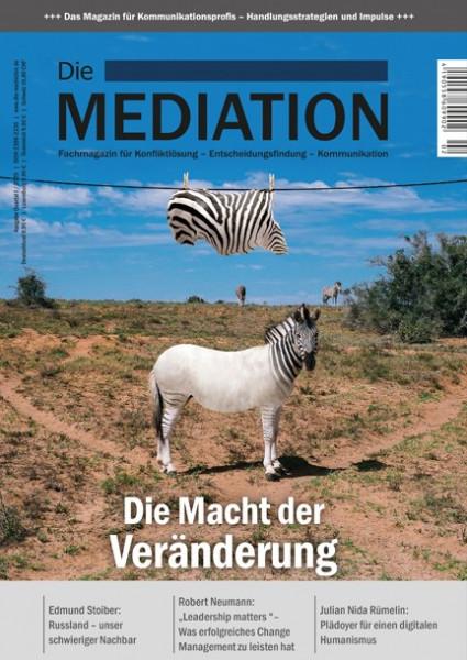 Die Mediation - Die Macht der Veränderung