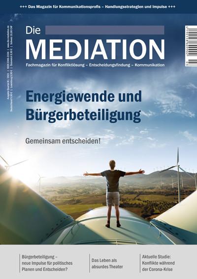 Die Mediation - Energiewende und Bürgerbeteiligung