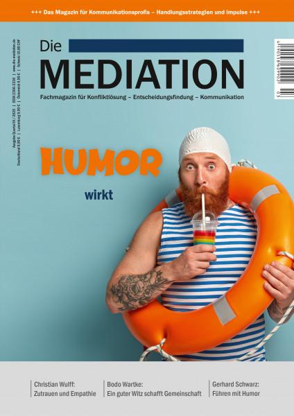 Die Mediation - Humor wirkt