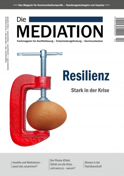 Die Mediation - Resilienz - Stark in der Krise