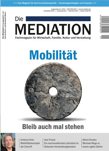 Die Mediation - Mobilität