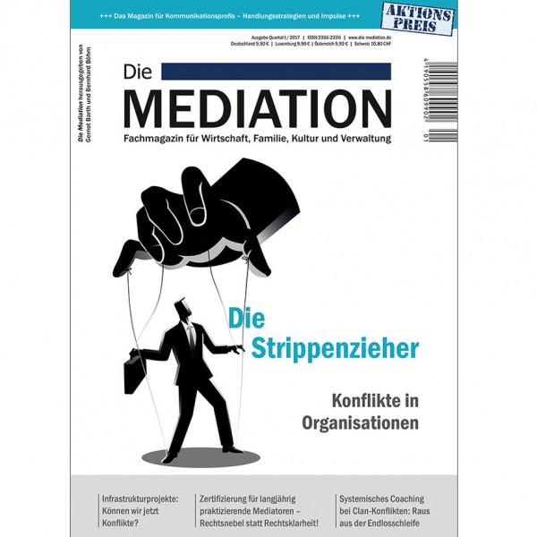 Die Mediation - Die Strippenzieher