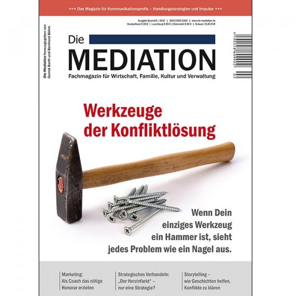 Die Mediation - Werkzeuge der Konfliktlösung