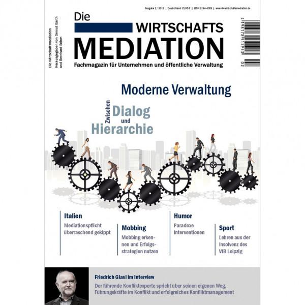 Moderne Verwaltung zwischen Dialog und Hierarchie